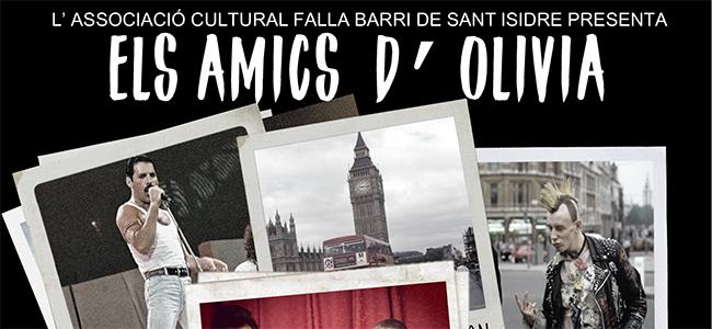 Imagen galeria ELS AMICS D´OLIVIA - FALLA BARRIO SAN ISIDRO
