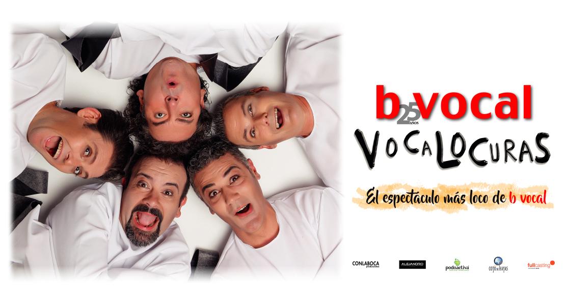 Imagen galeria B VOCAL. VOCALOCURAS