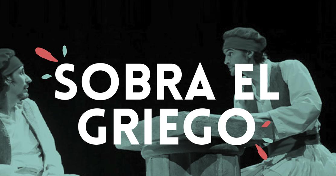 Imagen galeria SOBRA EL GRIEGO