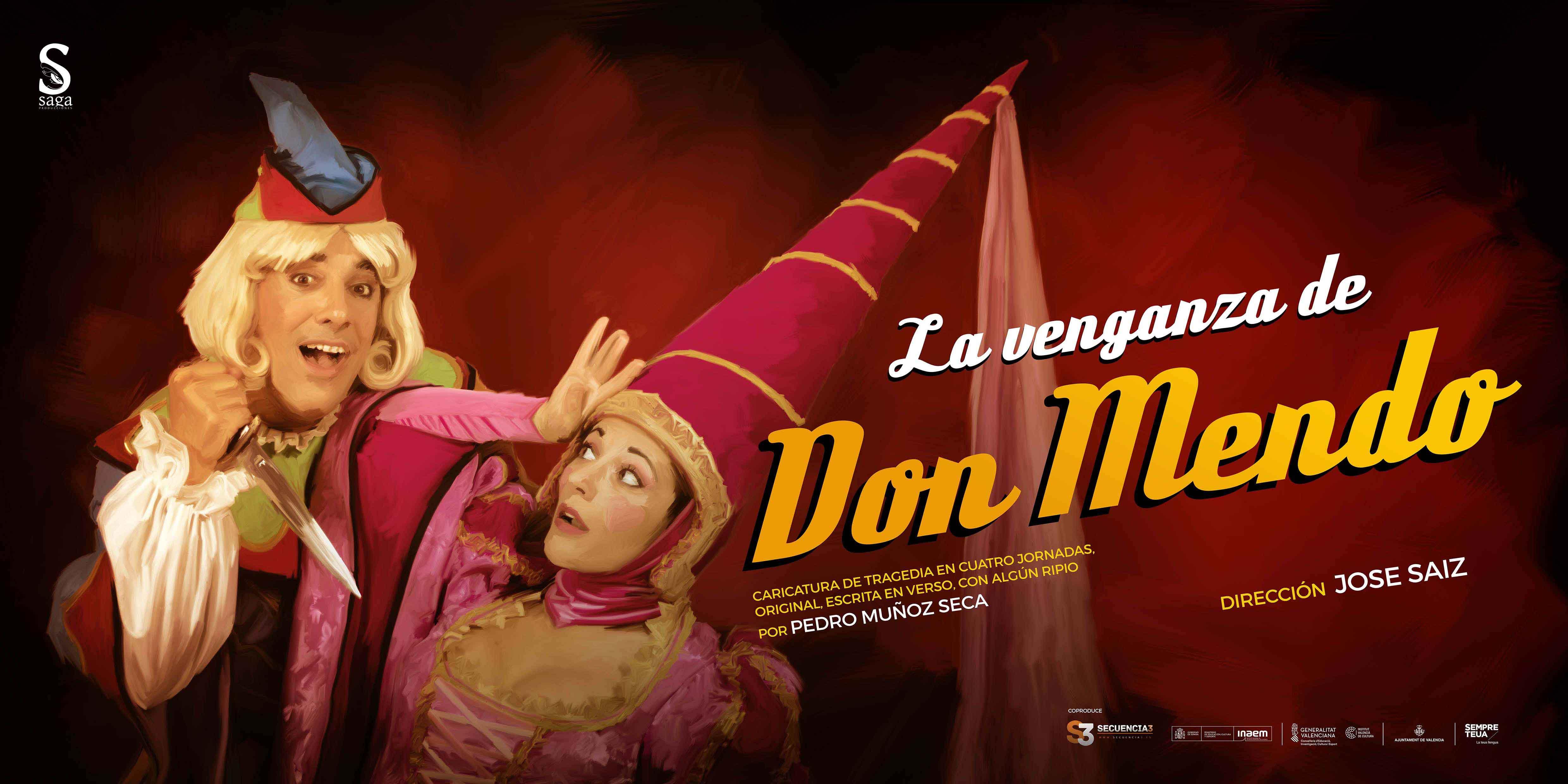 Imagen galeria LA VENGANZA DE DON MENDO