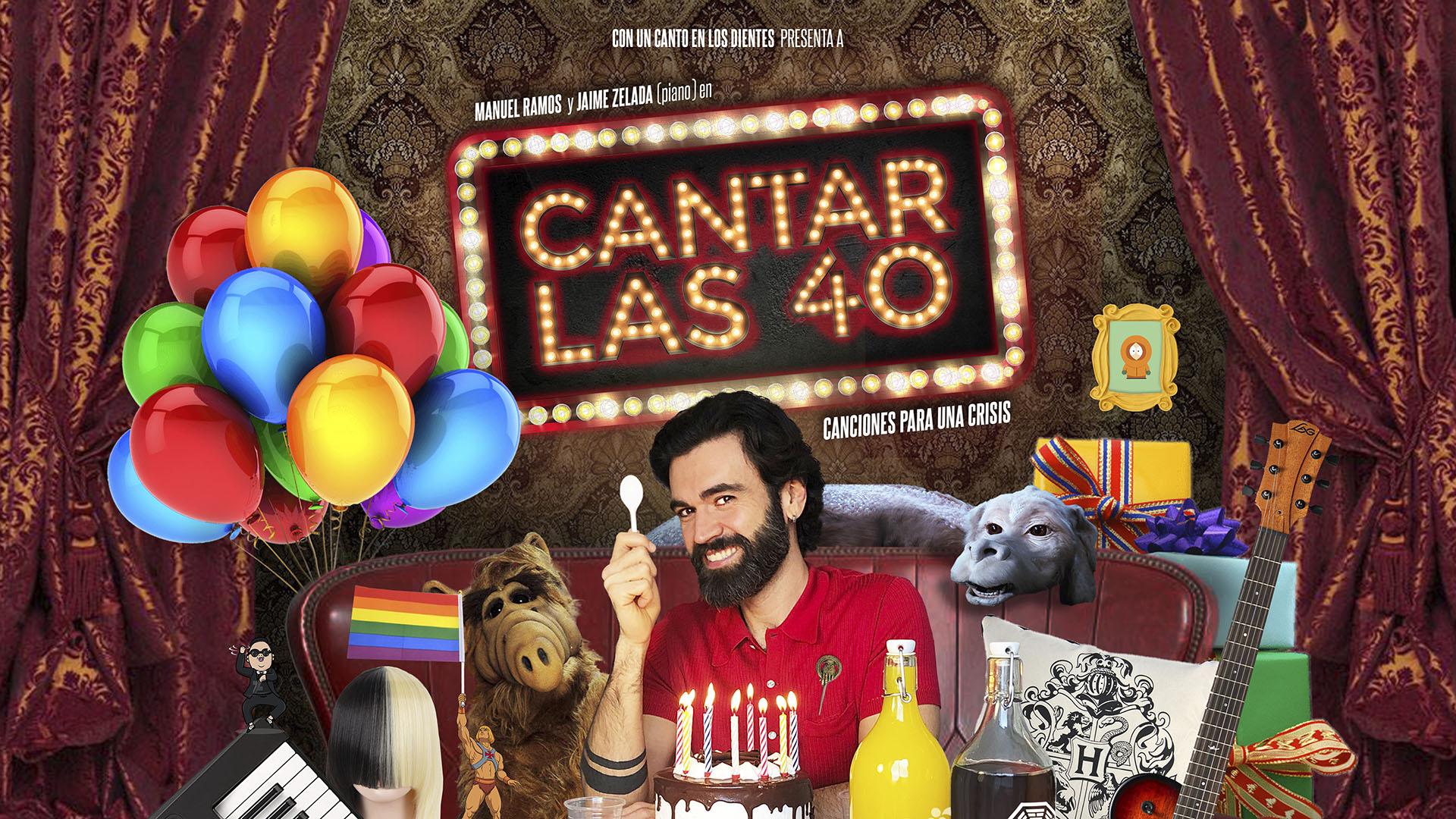 Imagen galeria CANTAR LAS 40