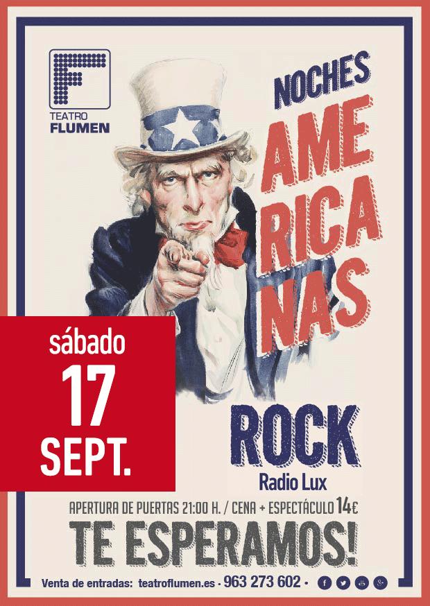 NOCHE AMERICANA DEL ROCK