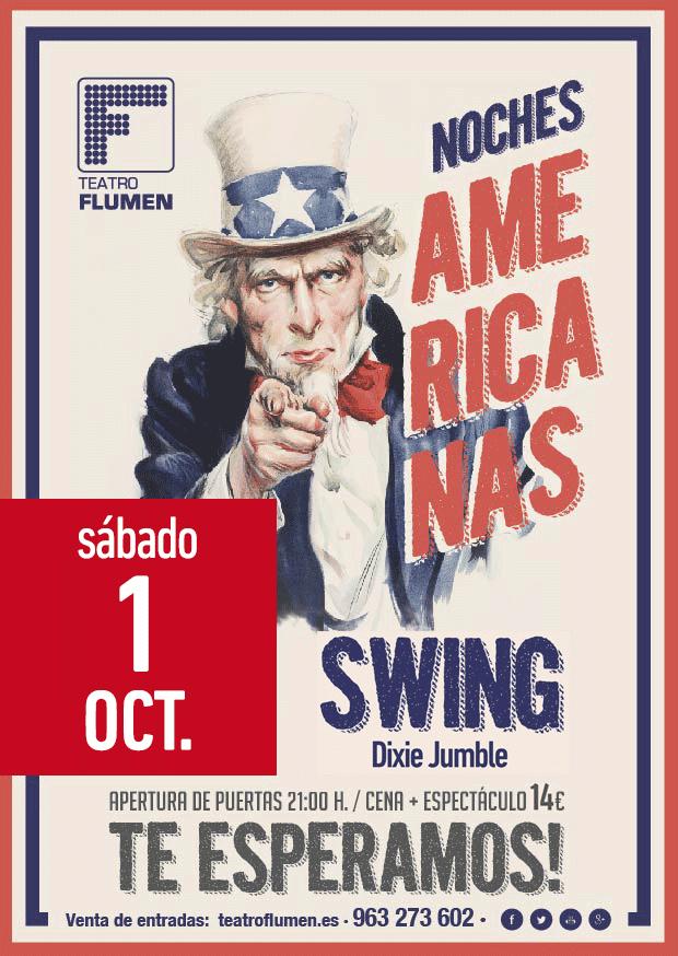 NOCHE AMERICANA DEL SWING