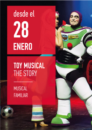 TOY MUSICAL THE STORY