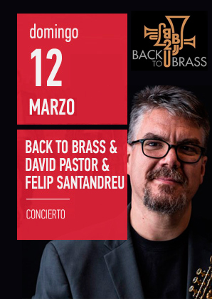 BACK TO BRASS CON DAVID PASTOR
