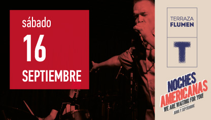 NOCHE AMERICANA DEL BLUES CON DANNY BOY BLUES BAND