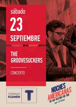 N. AMERICANA DEL FUNK CON THE GROOVESUCKERS (JUN.)