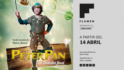 PETER PAN - LA BATALLA FINAL