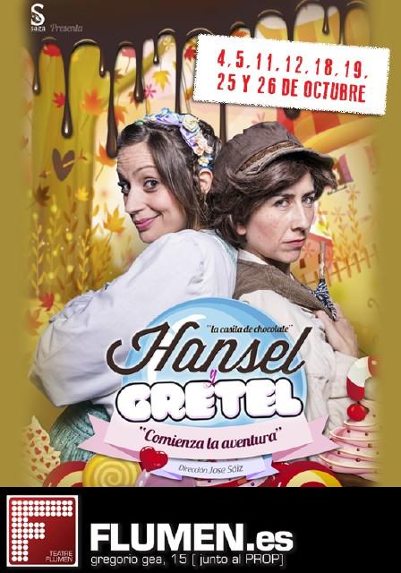 Cartel Hansel y Gretel